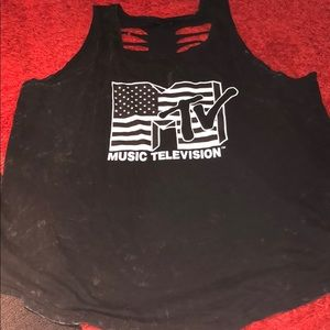 Torrid MTV Tank Top Size 3